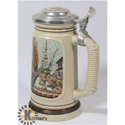 1986 AVON THE BUILDING OF AMERICA STEIN