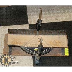 STANLEY MANUAL MITER SAW