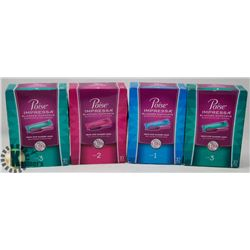 BAG OF POISE BLADDER SUPPORTS
