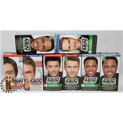 BAG OF JUST FOR MEN HAIR COLOUR