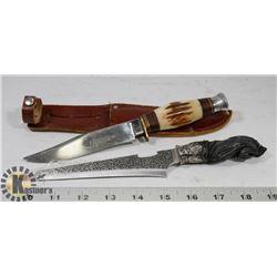 SET OF 2 KNIFES VANATTEN
