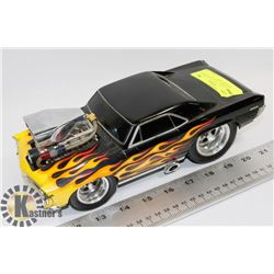 1966 GTO GOAT 1:18 SCALE MUSCLE MACHINES DIE CAST.