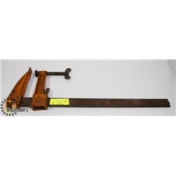 """#453 - 7 1/2"""" CLAMP. TOOLS"""