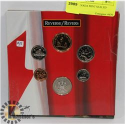 1995 OH CANADA MINT SEALED COIN SET