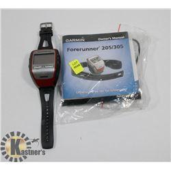 GARMIN FORERUNNER 305 GPS ENABLE TRAINER FOR
