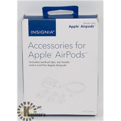 INSIGNIA ACCESSORIES FOR APPLE AIRPODS