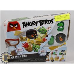 NEW ANGRY BIRDS PLAYSET