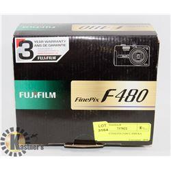 FUJIFILM FINEPIX F480 CAMERA