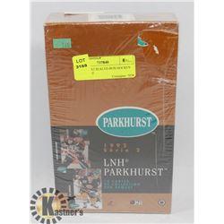 PARKHURST SEALED BOX HOCKEY CARDS 1992