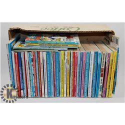 LOT OF 40 ARCHIE/JUGHEAD BOOKS.
