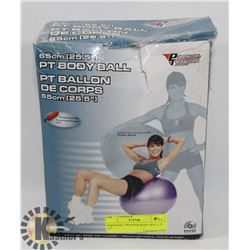 """PERSONAL TRAINER BODY BALL 25 1/2"""""""