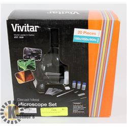 VIVATAR MICROSCOPE SET