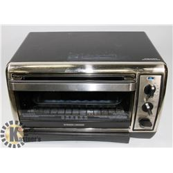 BLACK & DECKER CONVECTION/TOASTER OVEN