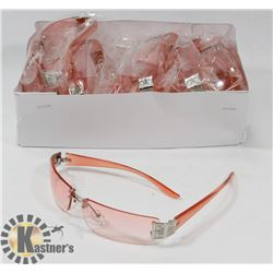 CASE OF DESIGNER SUNGLASSES