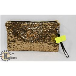 MICHAEL KORS REPLICA GOLD AND BLACK PURSELET