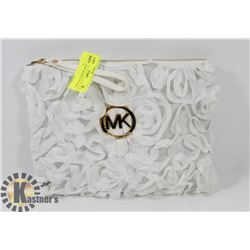 MICHAEL KORS REPLICA FLOWER BAG WHITE