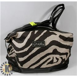CHANEL REPLICA ZEBRA PRINT PURSE
