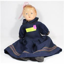 EATONS BEAUTY ORIGINAL ANTIQUE DOLL WITH SERIAL #