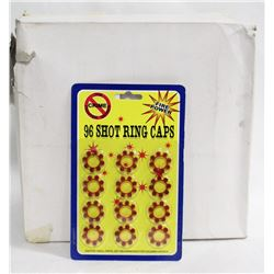 BOX OF CAP GUN CAPS