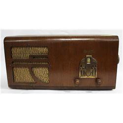 MARCONI 1938 ANTIQUE RADIO.