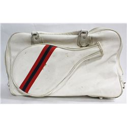 1970'S RACKETBALL ATHLETIC BAG