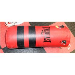 60LBS EVERLAST PUNCHING BAG.
