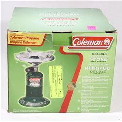 COLEMAN DELUXE PERFECTFLOW ONE BURNER STOVE