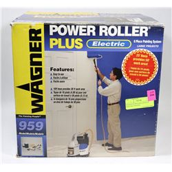 WAGNER POWER ROLLER PLUS ELECTRIC PAINTER