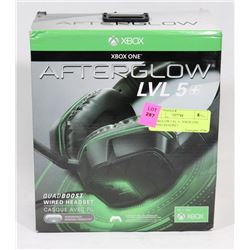 AFTERGLOW LVL 5+ XBOX ONE GAMING HEADSET