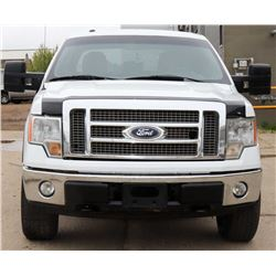 UNRESERVED! 2011 FORD F150 SUPERCREW