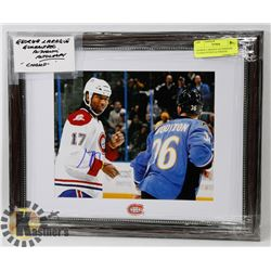GEORGE LARAQUE AUTOGRAPH GUARAUNTEED AUTHENTIC