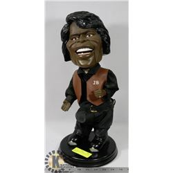 JAMES BROWN ELECTRONIC STATUE WORKING,