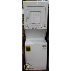 GE SPACE MAKER WASHER AND GAS DRYER