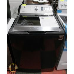 GE 5.3 CU FT STAINLESS STEEL WASHER