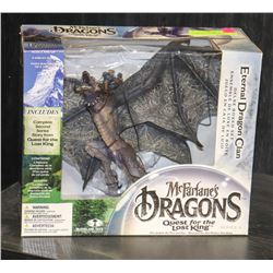 NEW MCFARLANE DRAGON FIGURE-QUEST FOR THE LOST