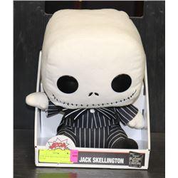 NEW JACK SKELLINGTON MEGA POP PLUSH