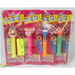 PEZ PINK PANTHER SET