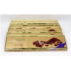8 LINDT DARK CHOCOLATES 150G EXP. 10-2019