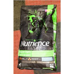 NUTRIENCE HEALTHY PUPPY CHICKEN/TURKEY DOG FOOD