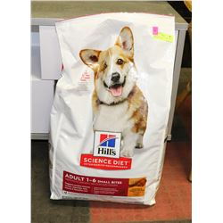 SCIENCE DIET ADULT SMALL BITES DOG FOOD 30LBS