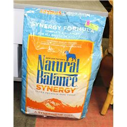 NATURAL BALANCE VLTRA PREMIUM DOG FOOD 26LBS
