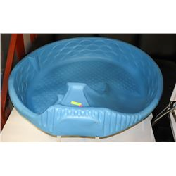 KIDS EXTRA HEAVY DUTY SWIMMING POOL-BLUE