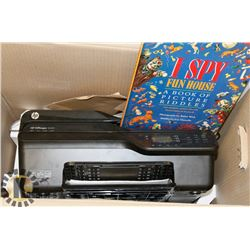 HP OFFICE JET 4620 PRINT/SCAN/COPY FAX PRINTER