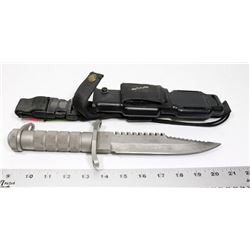 BUCK 184 USA HUNTING KNIFE WITH SHEATH