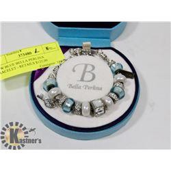 NEW BLUE BELLA PERLINA BRACELET - RETAILS $125.00