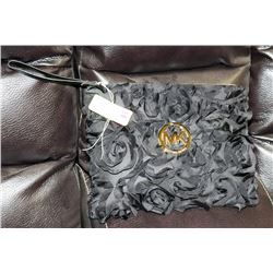 MICHAEL KORS REPLICA BLACK FLOWER BAG