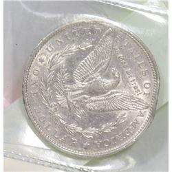 1889 USA MORGAN $1 COIN