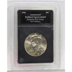 1996 USA KENNEDY HALF DOLLAR