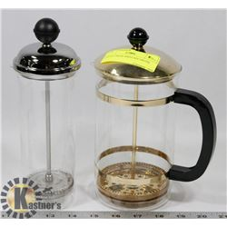 COFFEE PRESS AND CAFE FROTH