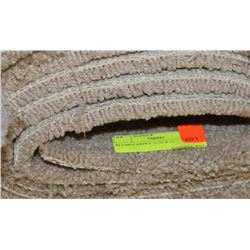 PLUSH CARPET ROLL 13.25 X 12